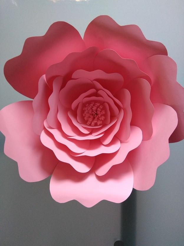 Gabarit Fleur Geante