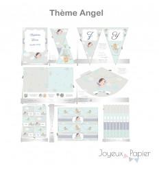 Angel kit décoration de fête