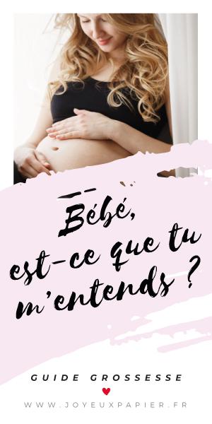 bébé est-ce que tu m'entends?