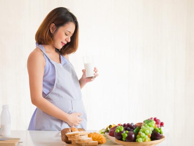 femme enceinte alimentation grossesse